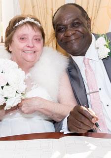 Darrel and Linda's story